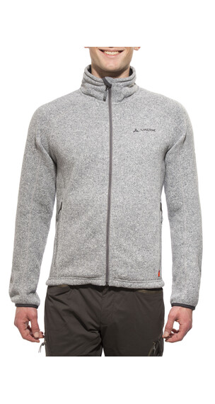 VAUDE Rienza Jacket Men grey-melange